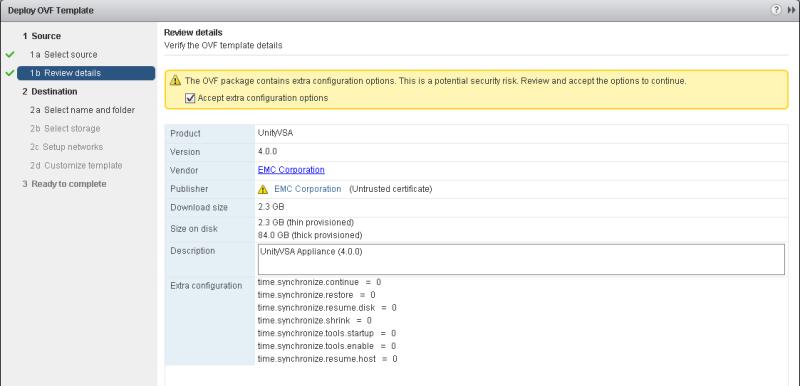 emc storage administrator resume sle